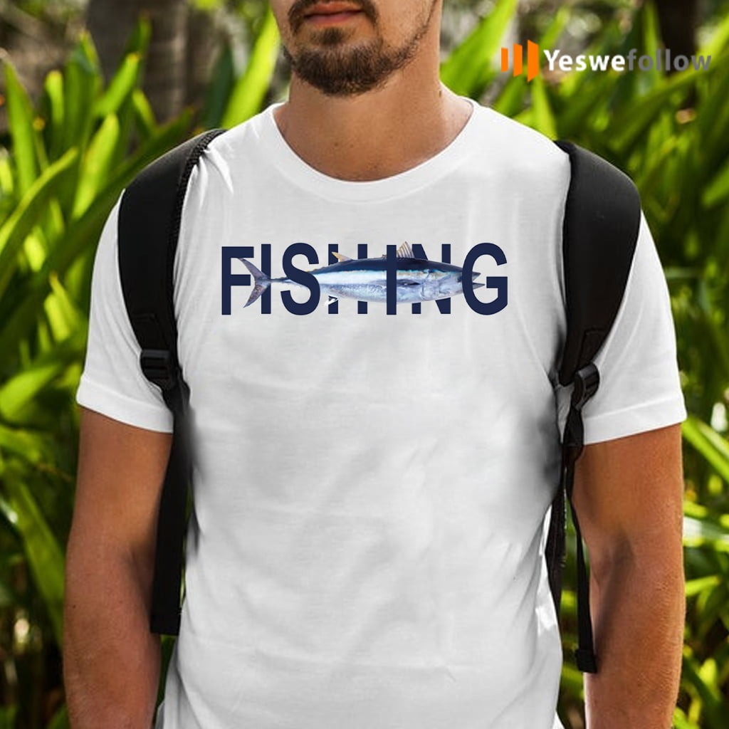 Fishing As A Hobby Shirt