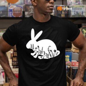 Floral Rabbit TeeShirt