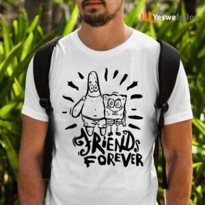 Friends forever teeshirt