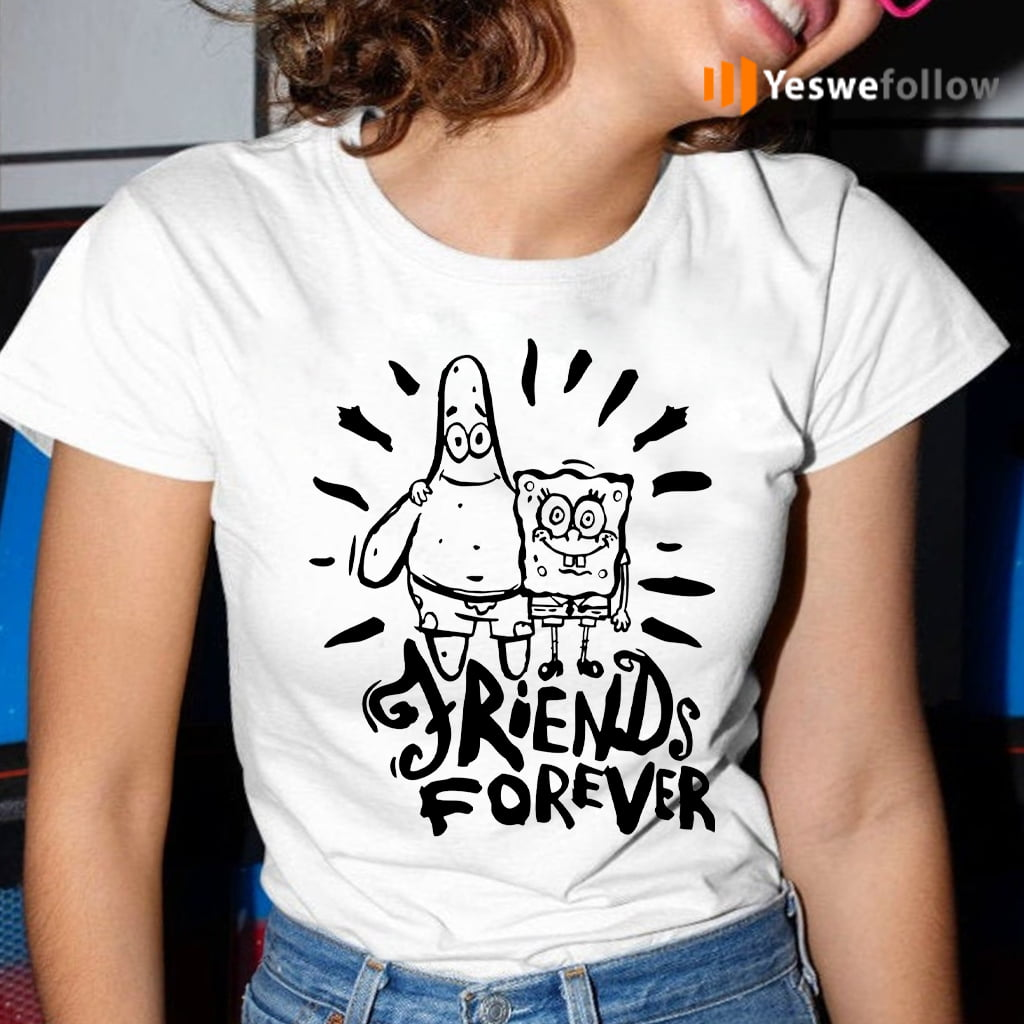 Friends forever teeshirts