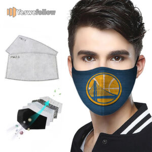 Golden State Warriors Face Mask Golden State Warriors Sport Mask