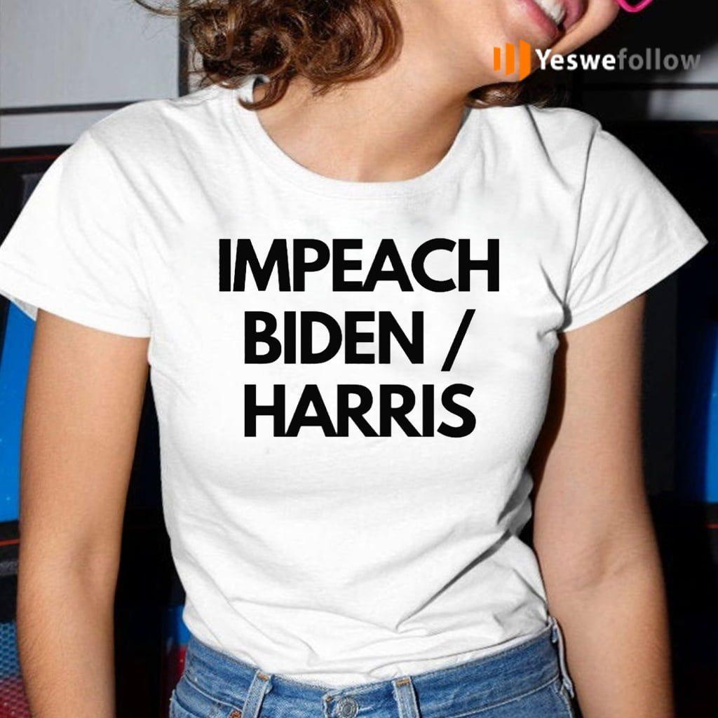 Impeach Biden Harris T-Shirt