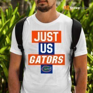 Just Us Florida Gators Shirts