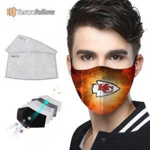 Kansas City Chiefs Face Mask Kansas City Chiefs Sport Mask