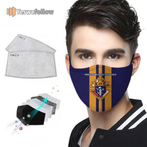 Knights of Columbus Face Mask Knights of Columbus Sport Mask