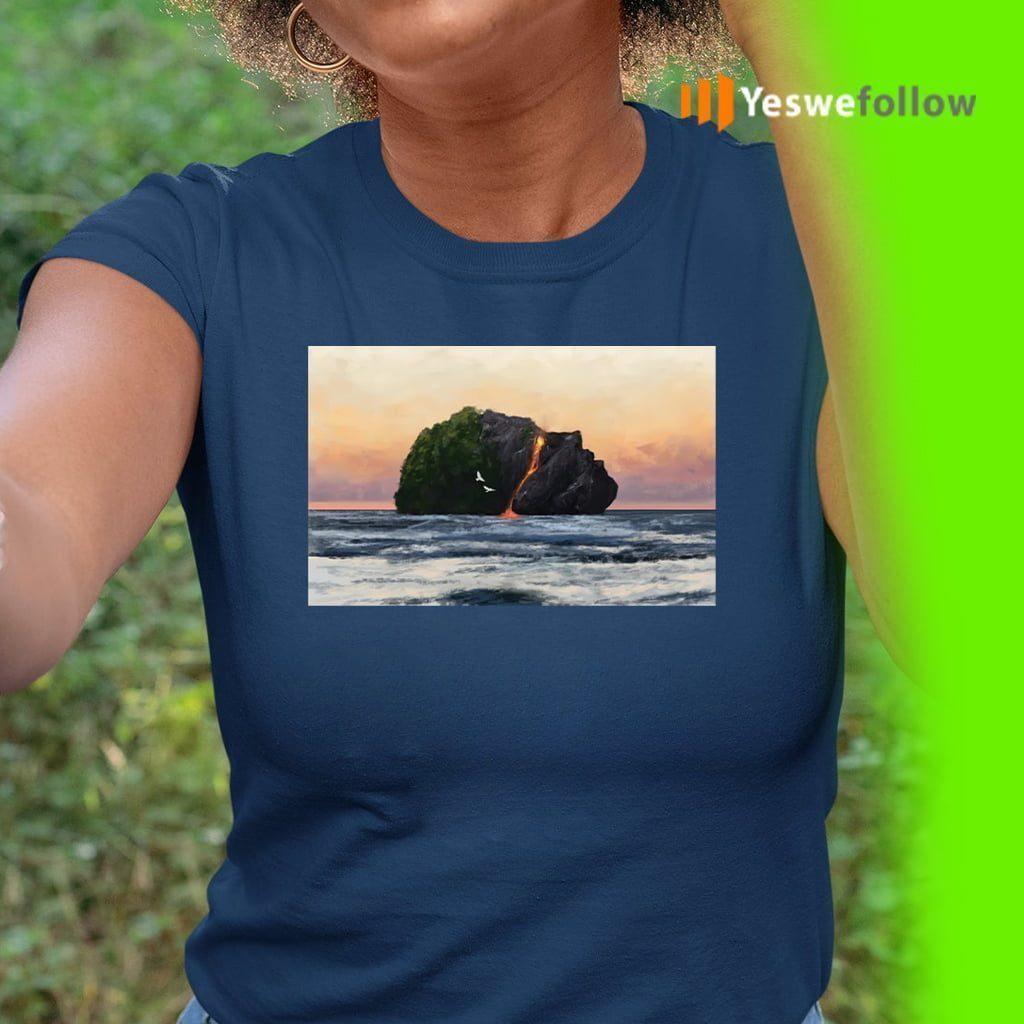 Lady island Shirts