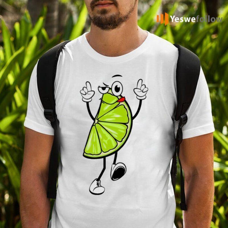 Lime Ladies TeeShirt