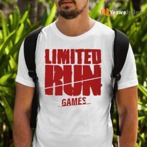Limited Run Games Shirts