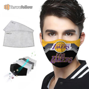 Los angeles lakers Face Mask Los angeles lakers Sport Mask