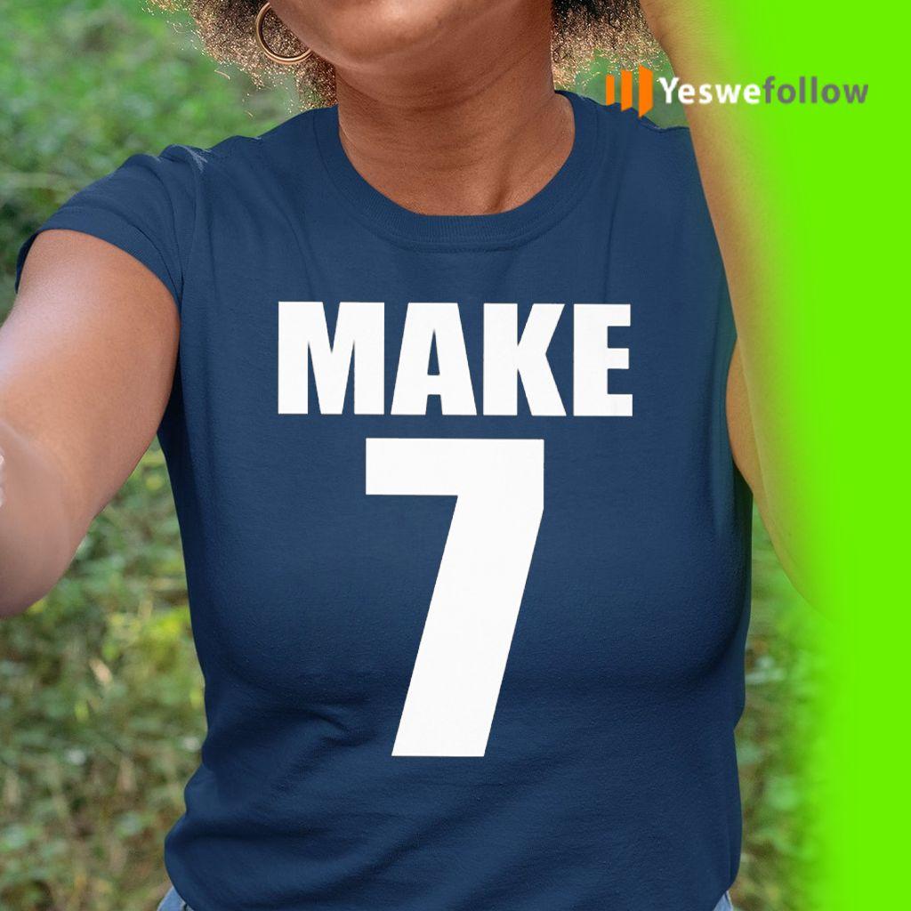 Make 7 Up Your TeeShirts