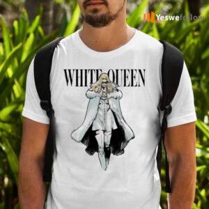 Marvel House Of X Emma Frost White Queen Shirts
