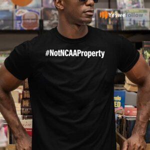 Not NCAA Property TeeShirt