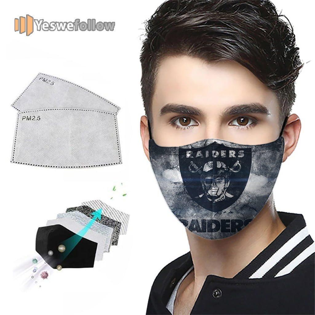 Oakland Raiders Face Mask Oakland Raiders Sport Mask