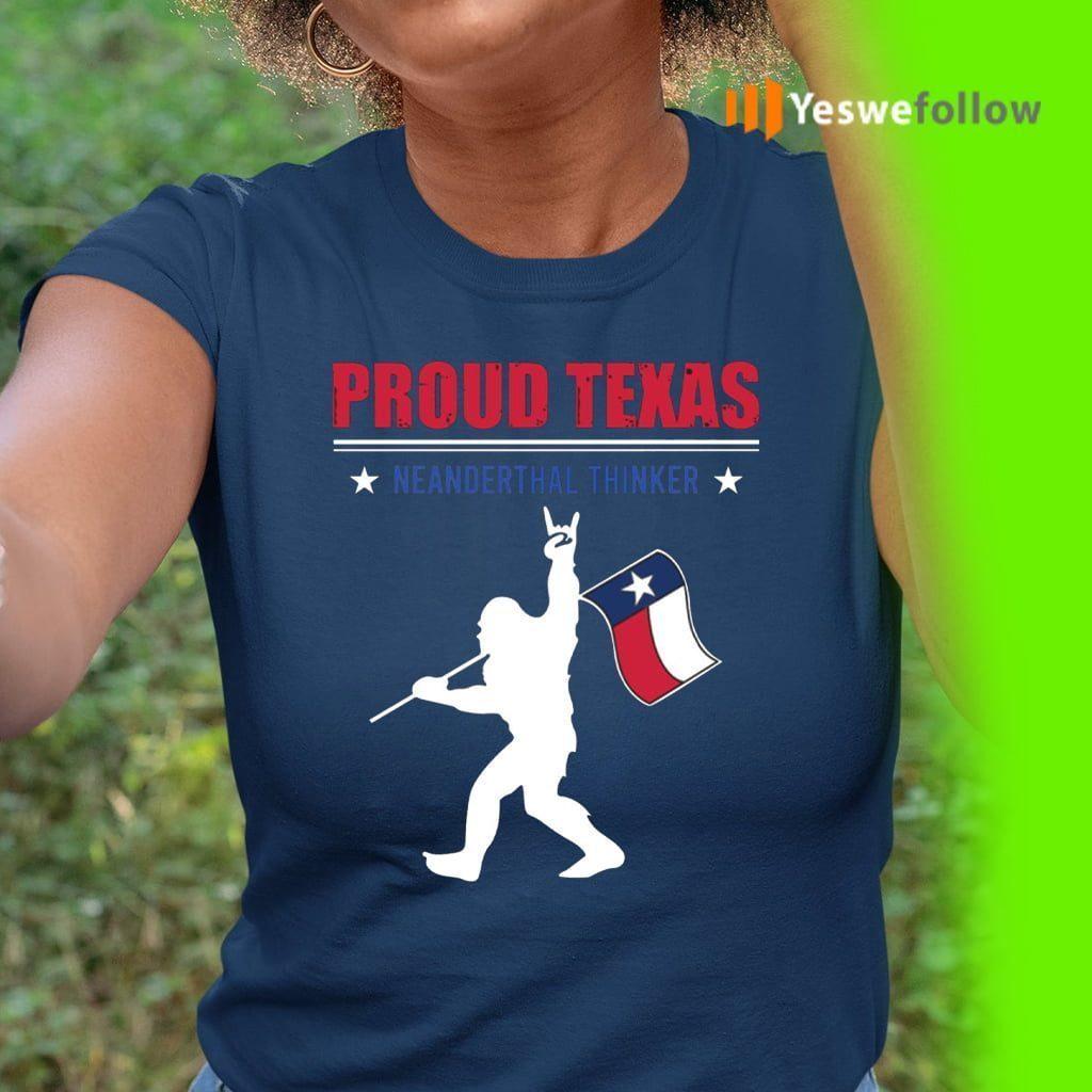 Proud Texas T-shirt