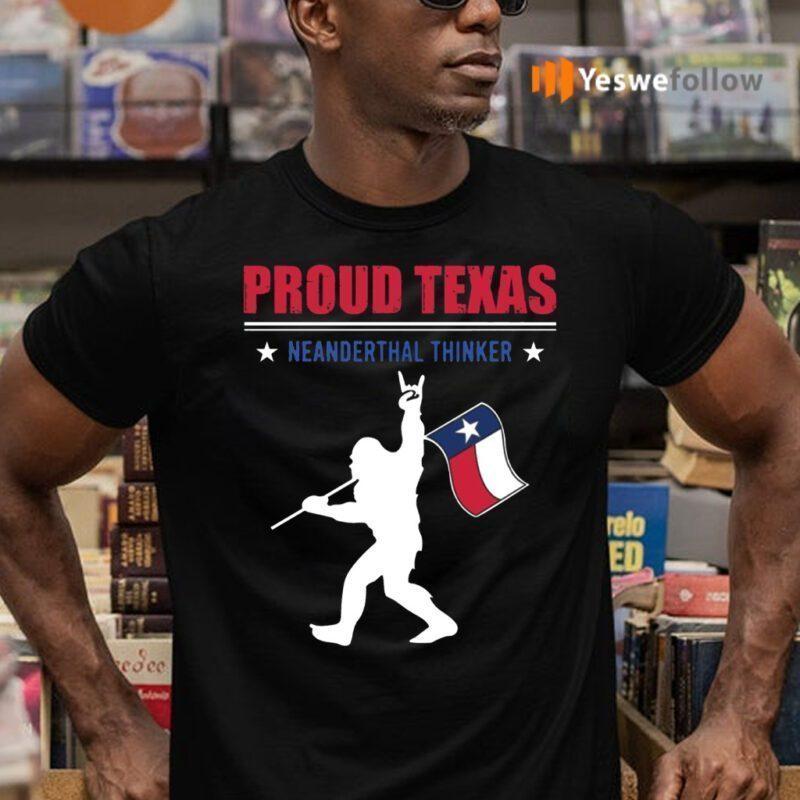 Proud Texas T-shirts