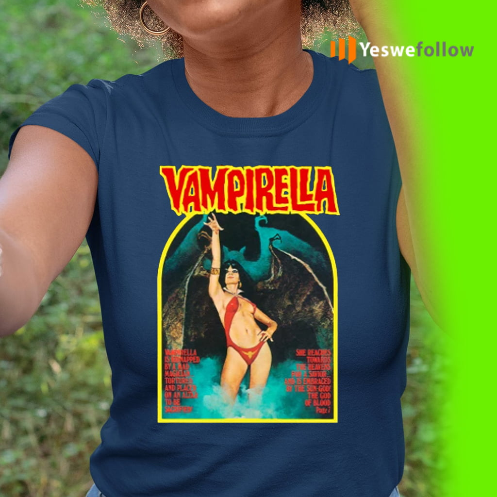 Retro Vampirella cover T-Shirt