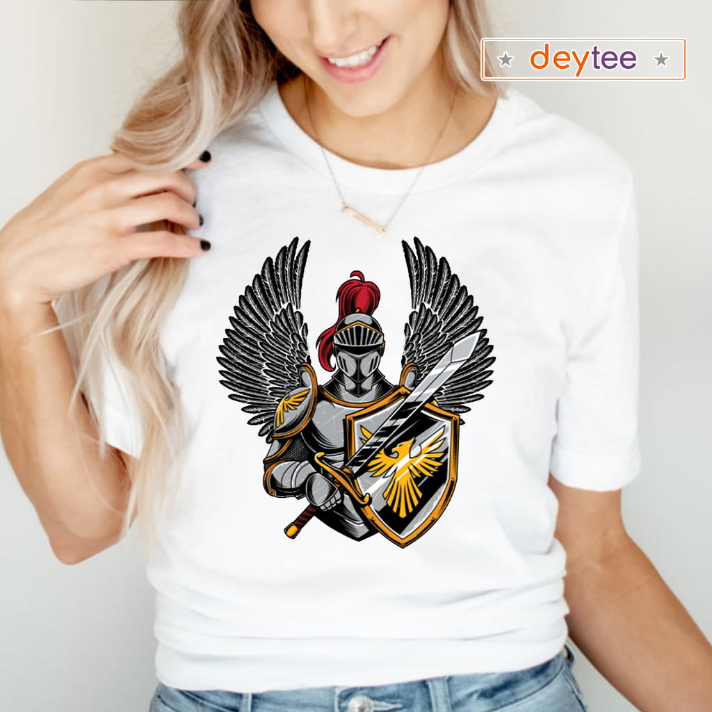 Royal Archangel Knight T-Shirt