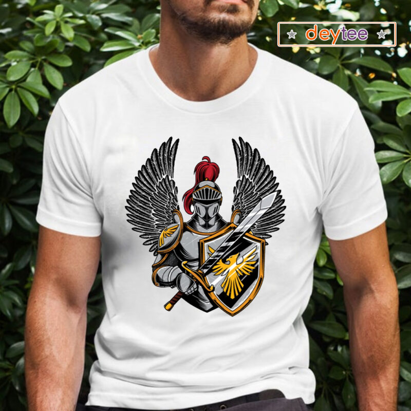 Royal Archangel Knight T-Shirts