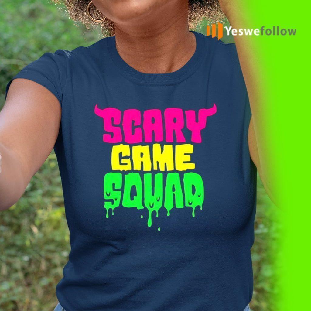 Scary Game Squad TeeShirt