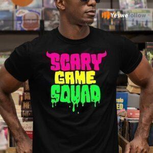 Scary Game Squad TeeShirts