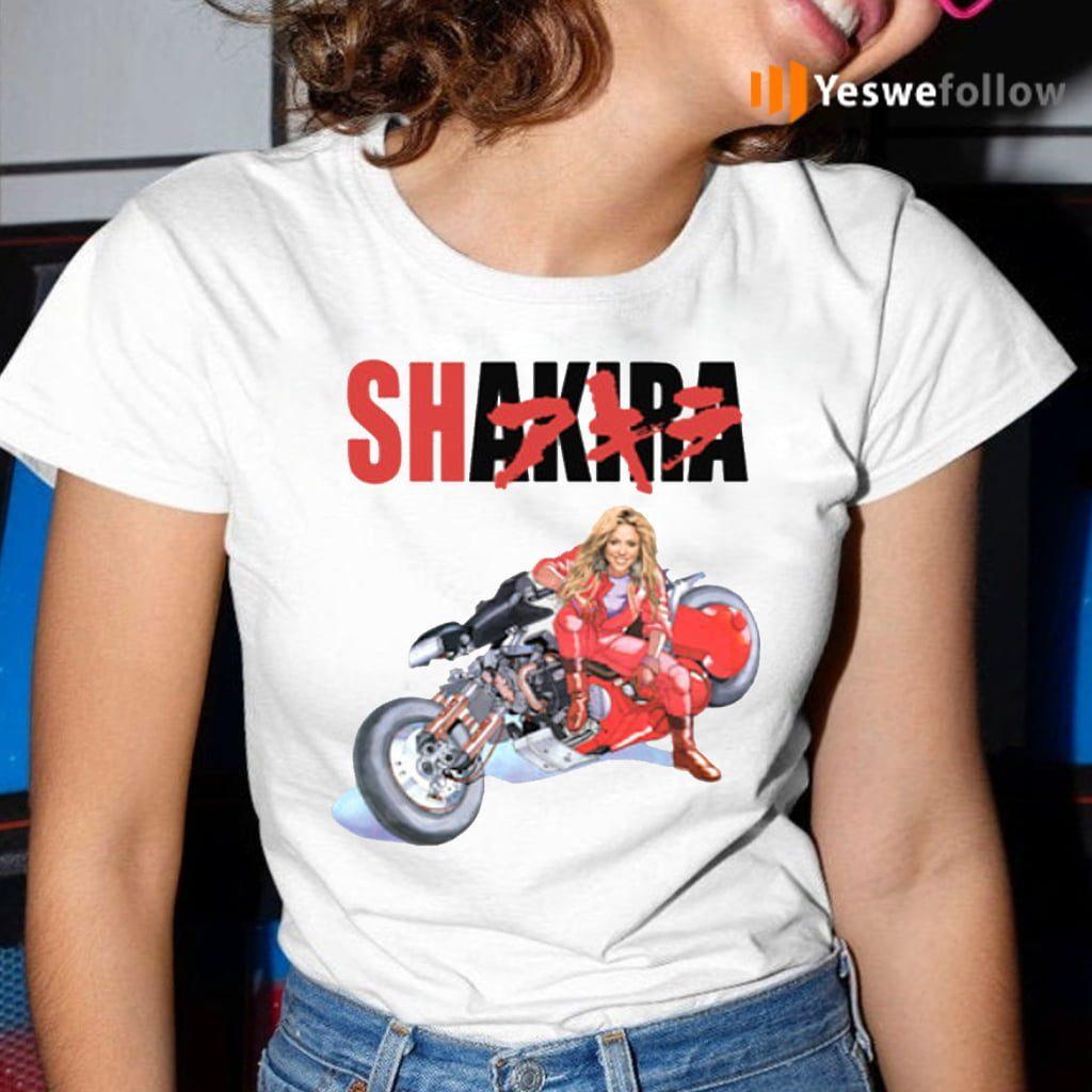 Shakira Akira Bike T-Shirt