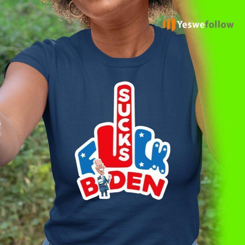 Sleepy Biden Is Not My President TeeShirts