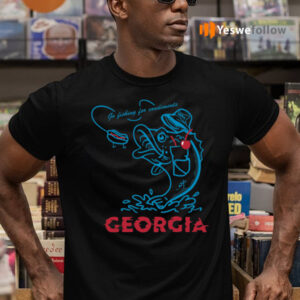 Sonic Go Fishing For Condiments Georgia Shirts
