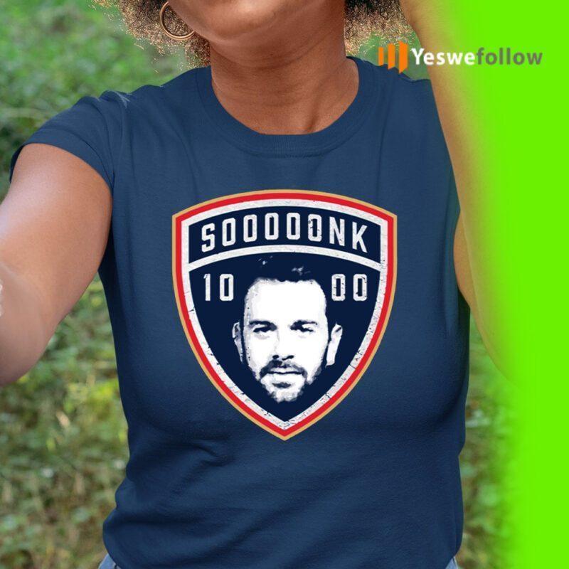 Sonk 1000 Metallic TeeShirts