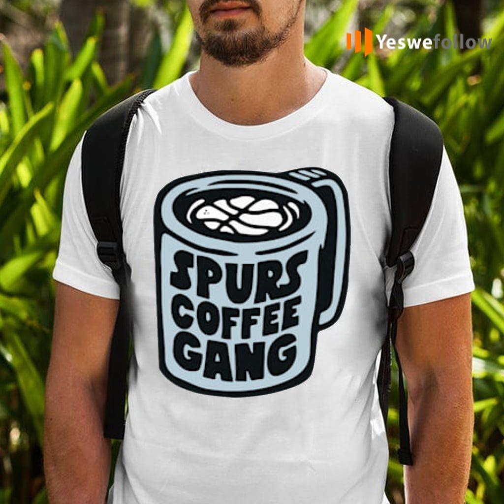Spurs Coffee Gang TeeShirt