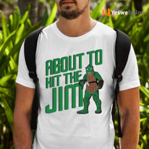Star Trek About To Hit The Jim Shirts