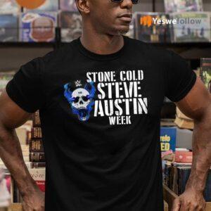 Stone Cold Steve Austin Week TeeShirt