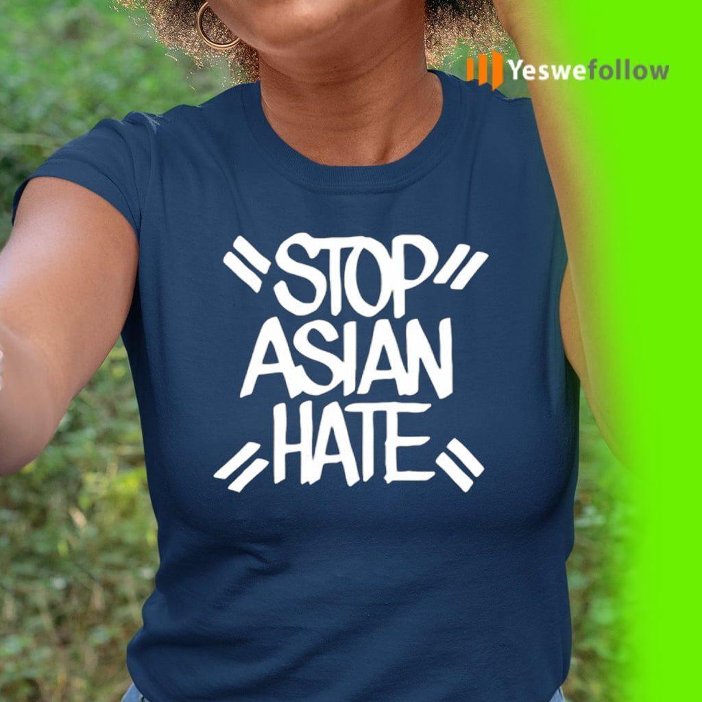 Stop Asian Hate Gift TeeShirts