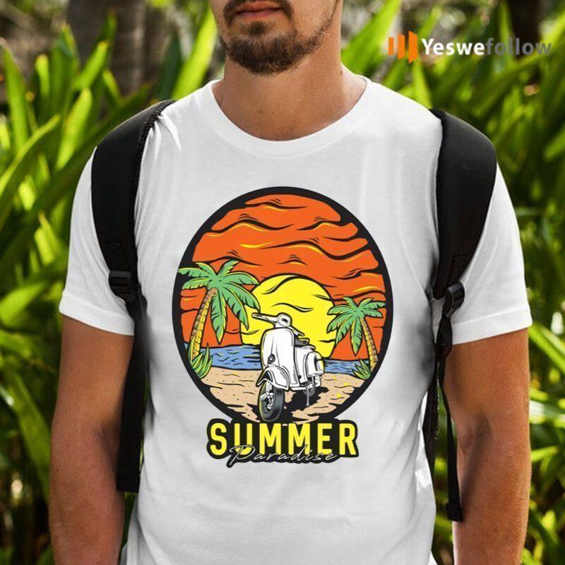 Summer Paradise Shirt