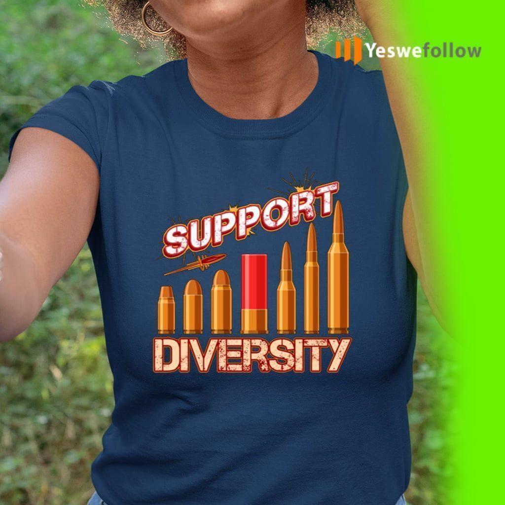 Support Diversity Shirt