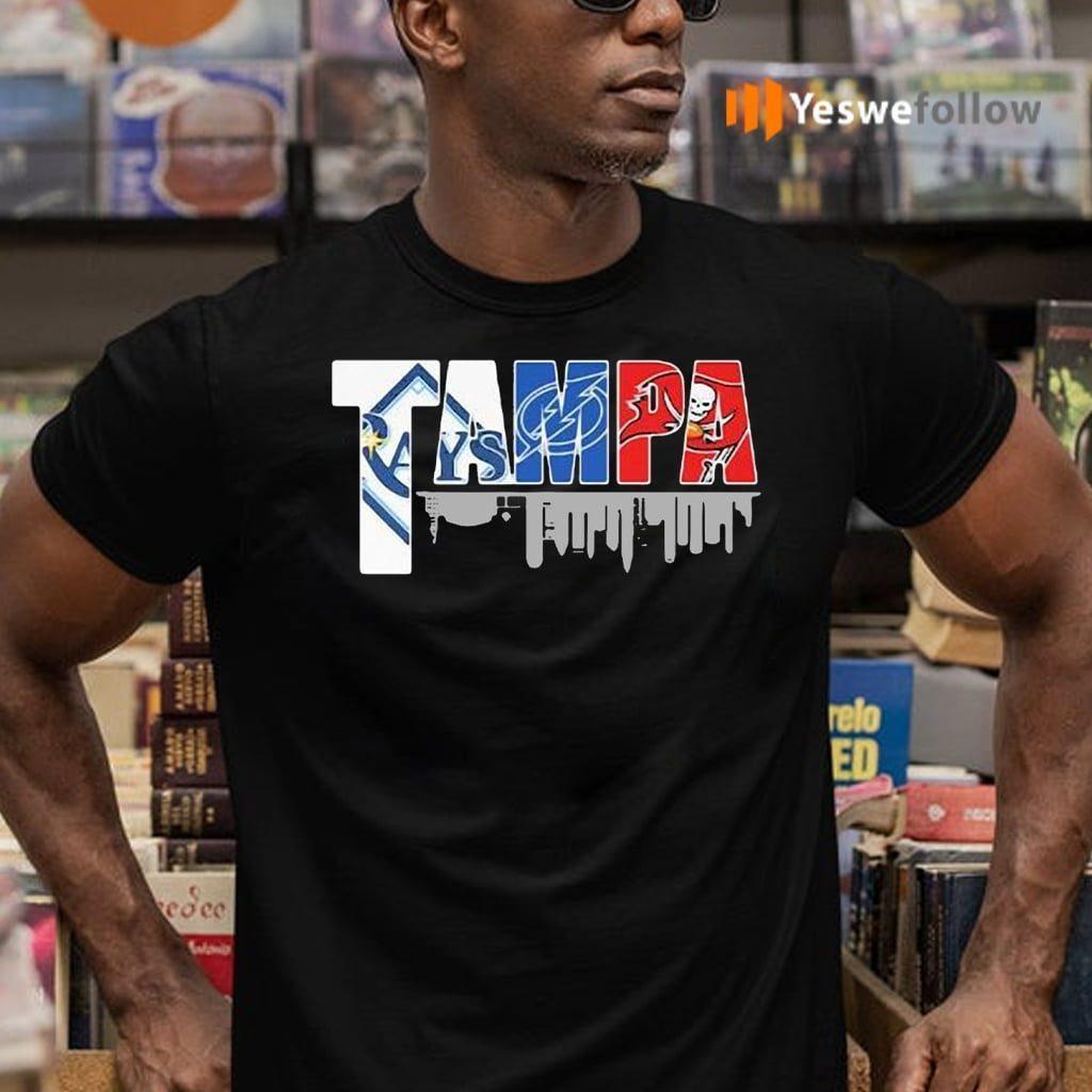 Tampa Bay City 2021 T-shirts