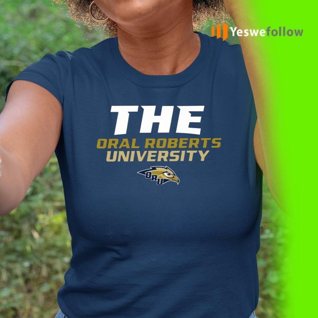 The Oral Roberts University Shirt
