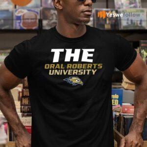 The Oral Roberts University Shirts