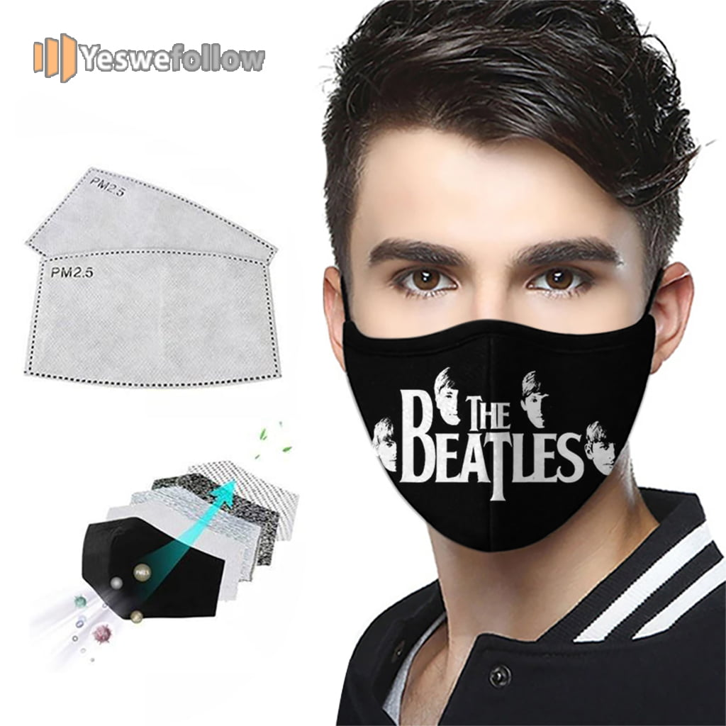 The beatles Face Mask The beatles Sport Mask