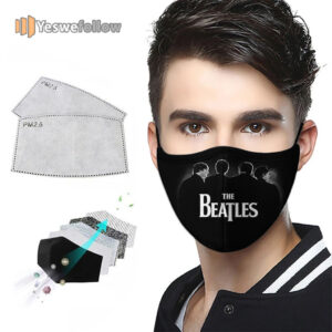The beatles Face Mask The beatles US Sport Mask