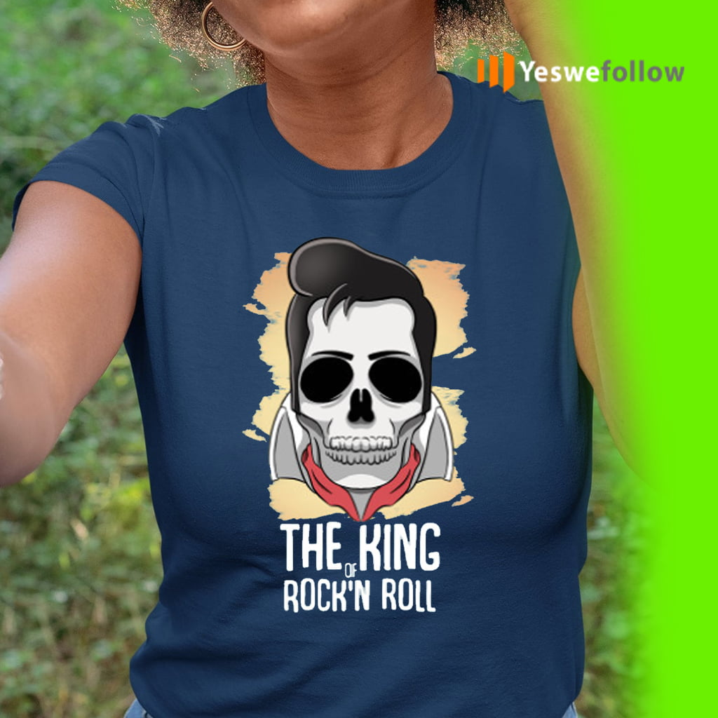 The king of Rock n Roll T-Shirt