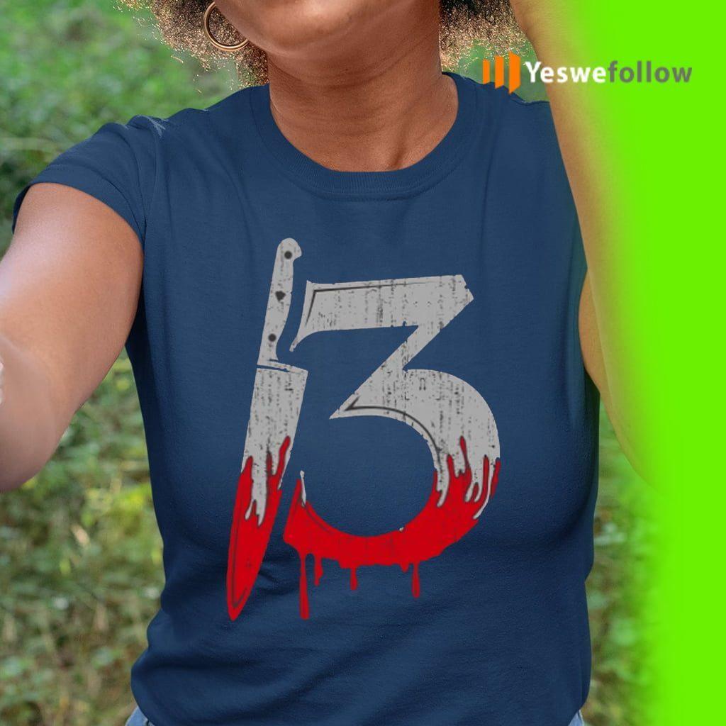 Thirteen 13 T-Shirt
