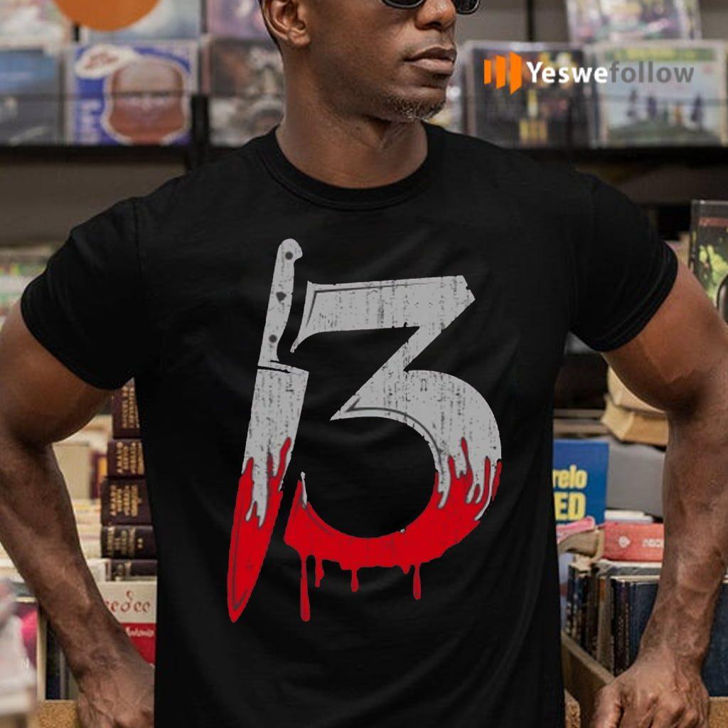 Thirteen 13 T-Shirts