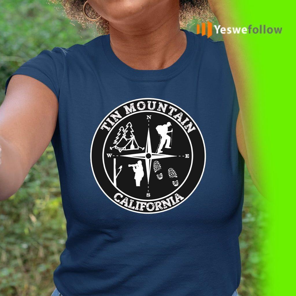 Tin Mountain Shirts
