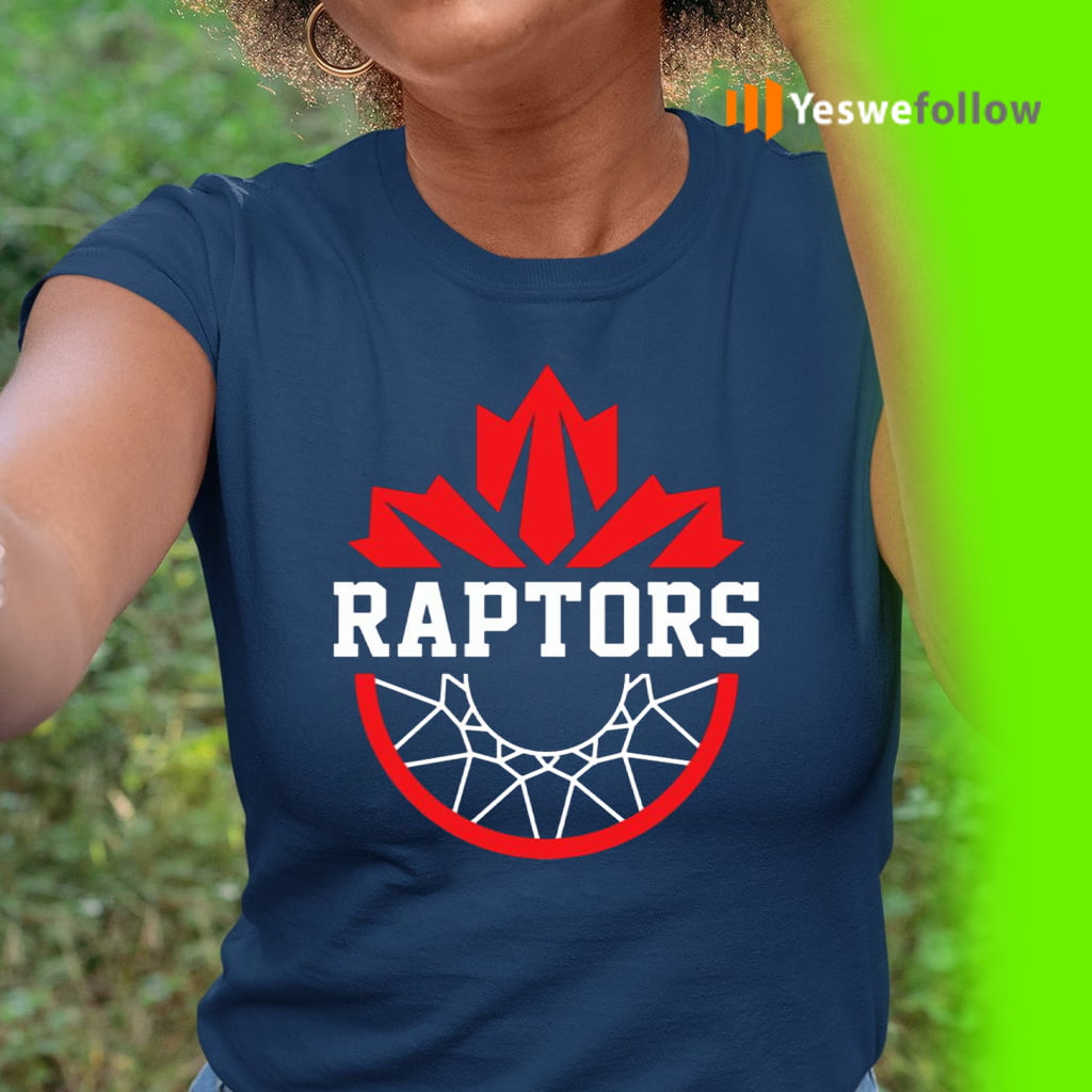 Toronto Canada Raptors Tribute Canadian TeeShirts