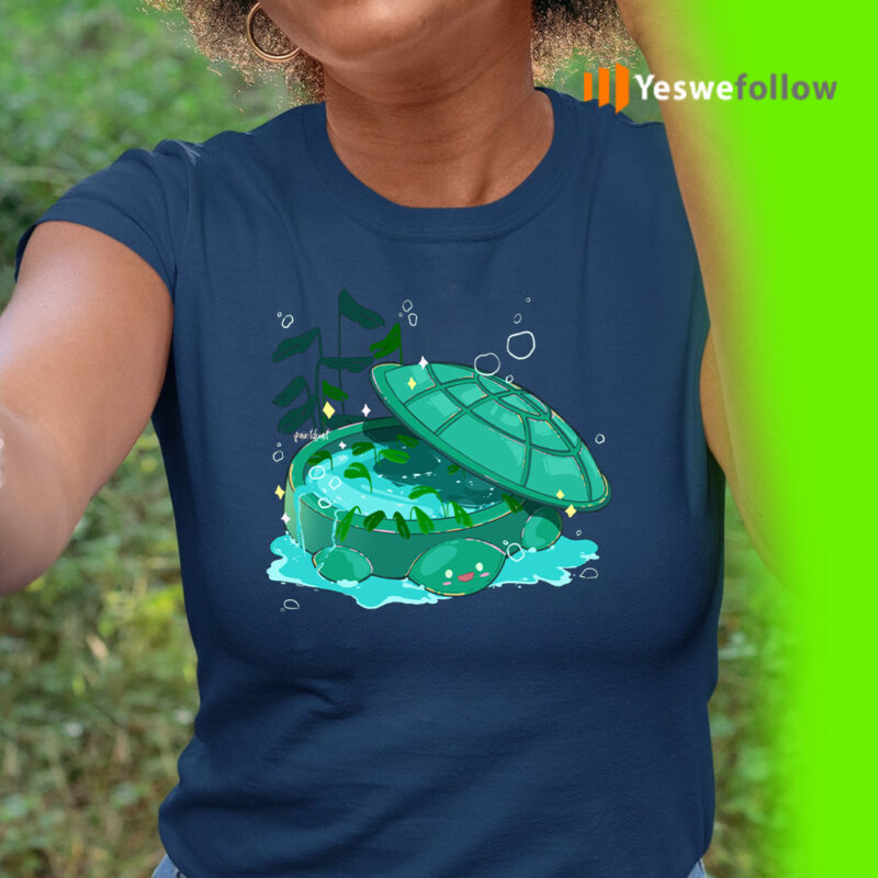 Turtle Sandbox Shirts
