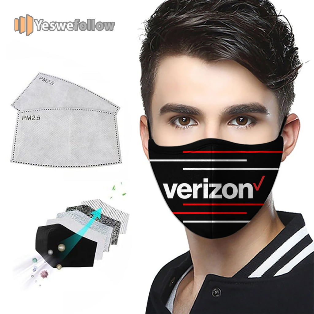 Verizon Face Mask Boston Verizon Sport Mask