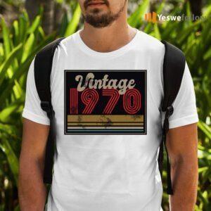 Vintage 1970 T-Shirts