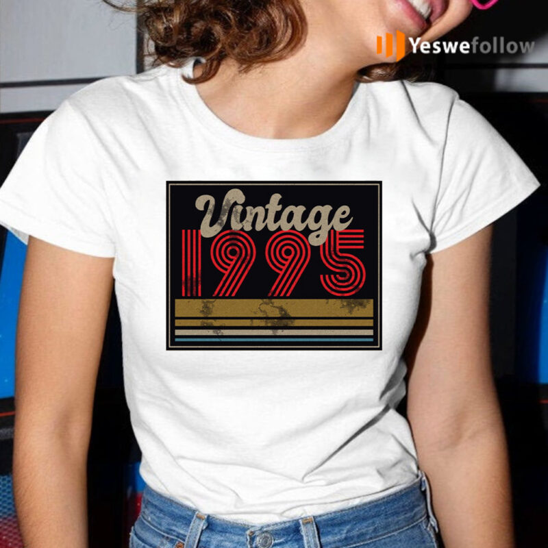 Vintage 1995 Shirts