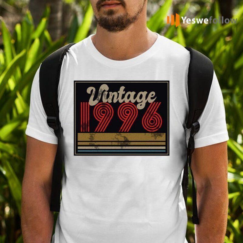 Vintage 1996 T-Shirts