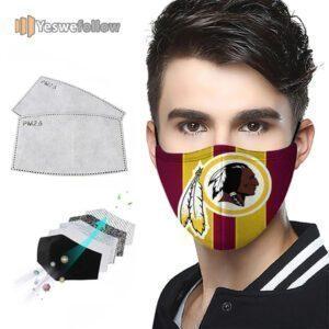 Washington Redskins Face Mask Washington Redskins Sport Mask